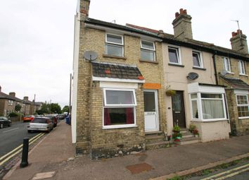 Thumbnail 2 bedroom end terrace house to rent in Green Road, Newmarket