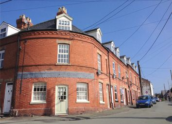 Thumbnail 2 bed terraced house to rent in Frankwell Terrace, Frankwell Street, Newtown, Powys