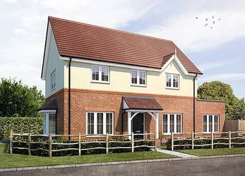 Thumbnail 3 bed detached house for sale in Headley Road, Grayshott