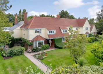 Thumbnail 6 bed detached house for sale in Nayland Road, Leavenheath, Colchester