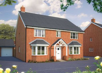 Thumbnail 5 bed detached house for sale in Beancroft Road, Marston Moretaine, Bedford