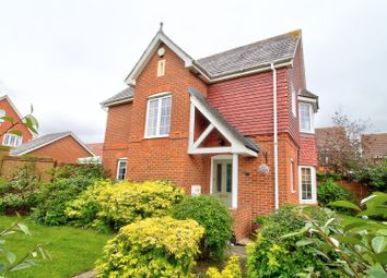 Thumbnail 3 bed detached house for sale in Balsan Close, Basingstoke