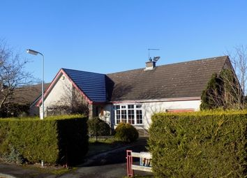 Thumbnail 3 bed detached bungalow for sale in 6 Lintagh Park, Annahilt, Hillsborough