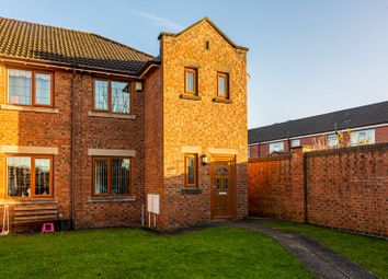 Thumbnail 3 bed terraced house for sale in 1 Orchard Court, Leyland