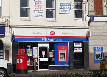Thumbnail Retail premises for sale in 4 Lansdowne Crescent, Bournemouth, Dorset