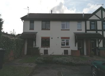 Thumbnail 2 bedroom end terrace house for sale in Bridle Road, Hereford