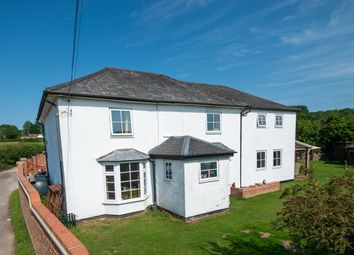 Thumbnail 5 bed detached house for sale in Long Lane, Cold Ash, Thatcham