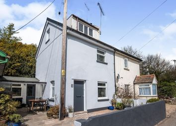 Half Moon Cottages, Cockwood, Exeter EX6. 1 bed property for sale