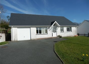 Thumbnail 3 bed detached bungalow for sale in 8 Allt-Y-Bryn, Llanarth, Ceredigion