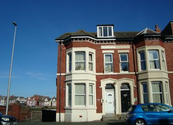 Thumbnail 1 bed flat to rent in Dickson Road, Blackpool