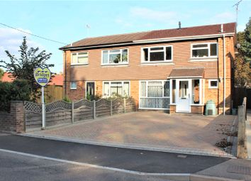 3 bed semi-detached house for sale in Shawfield Road, Ash, Surrey GU12