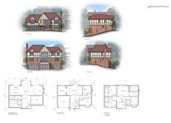 Thumbnail Land for sale in Ruxley Crescent, Claygate, Esher
