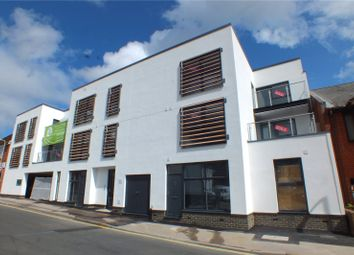 Thumbnail 2 bed flat for sale in Church Road, Fleet