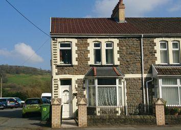 Thumbnail 3 bed end terrace house for sale in Plasturtwyn Terrace, Llanbradach, Caerphilly