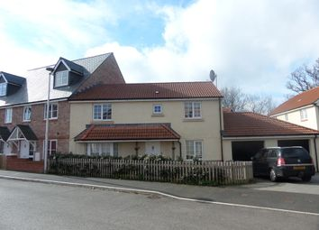 Thumbnail 3 bed semi-detached house for sale in Best Park, Cranbrook, Exeter