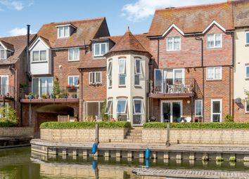 Thumbnail 4 bed town house for sale in West Quay, Abingdon, Oxfordshire