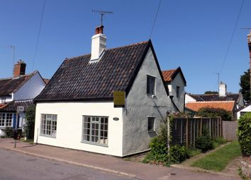 Thumbnail 3 bed cottage for sale in Church Street, Wangford, Beccles