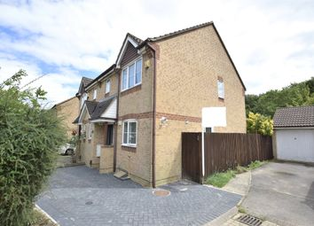 Thumbnail 3 bed semi-detached house for sale in Swallow Close, Oxford, Oxfordshire