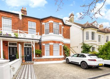 Thumbnail 5 bed semi-detached house for sale in Sackville Gardens, Hove, East Sussex