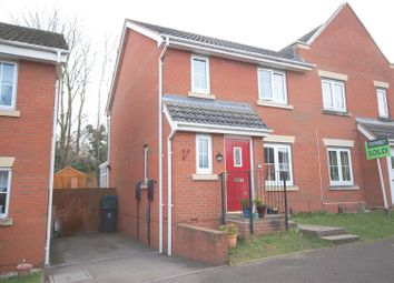 Thumbnail 3 bed semi-detached house for sale in Eastfield Mews, Gloucester
