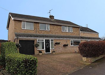 Thumbnail 5 bed detached house for sale in Longcliffe Road, Grantham