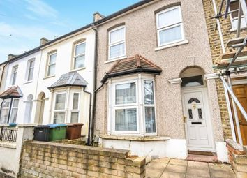 Thumbnail 3 bed terraced house for sale in Drapers Road, London