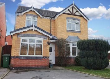 Thumbnail 4 bed detached house for sale in Barkstone Drive, Herongate, Shrewsbury