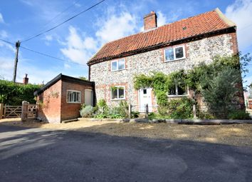 Thumbnail 4 bed cottage for sale in Pockthorpe Lane, Thompson, Thetford