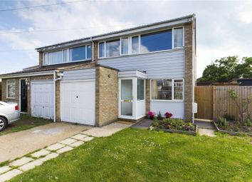 Thumbnail 3 bed semi-detached house for sale in Ackroyd Road, Royston