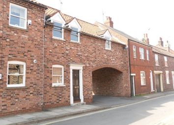 Thumbnail 3 bed town house to rent in 1C Finkle Lane, Barton On Humber