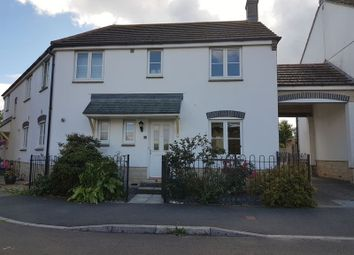 Thumbnail 3 bed semi-detached house to rent in Whitecross Gardens, Seaton