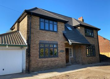 Thumbnail 4 bed detached house for sale in Mill Hill Lane, Northallerton
