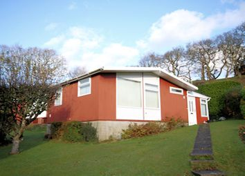 Thumbnail 2 bed mobile/park home for sale in Erw Porthor, Tywyn