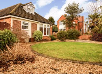 Thumbnail 3 bed detached house for sale in Newlands Drive, York