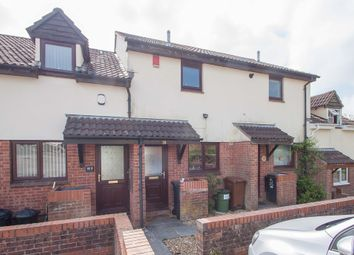 Thumbnail 1 bedroom terraced house for sale in Clover Rise, Woolwell, Plymouth