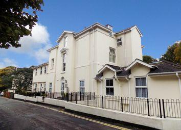 Thumbnail 2 bed flat to rent in Kilburn Hall, Torwood Gardens Road, Torquay