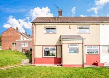 Thumbnail 2 bed end terrace house for sale in Crownhill, Plymouth, Devon