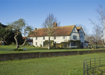 Thumbnail 6 bed property for sale in Harkstead, Ipswich