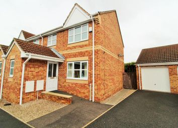 Thumbnail 3 bed end terrace house for sale in Regent Court, Hoyland Common, Barnsley, South Yorkshire