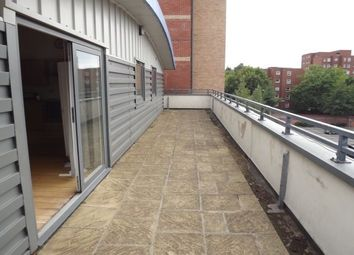 Thumbnail 2 bed flat to rent in 20 Calais Hill, Leicester