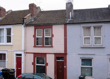 Thumbnail 3 bedroom terraced house for sale in St. Lukes Crescent, Bristol