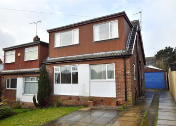 3 bed semi-detached house for sale in Daleside Grove, Pudsey, West Yorkshire LS28