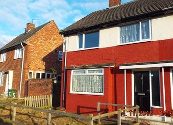Thumbnail 3 bed end terrace house to rent in Duddon Walk, Newtown, Stockton