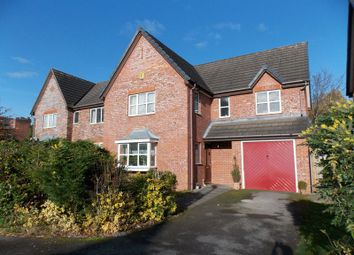 Thumbnail 5 bed detached house for sale in Foxes Meadow, Kings Norton, Birmingham