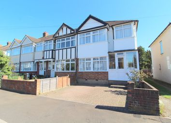 Thumbnail 3 bed end terrace house for sale in Shelson Avenue, Lower Feltham