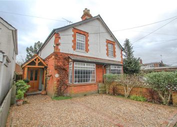 Thumbnail 3 bed semi-detached house for sale in Beta Road, Chobham, Woking, Surrey