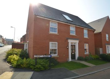 Thumbnail 4 bed detached house for sale in Croft Close, Burton Latimer, Kettering