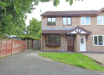 Thumbnail 3 bed semi-detached house for sale in Wetherby Close, Bourne