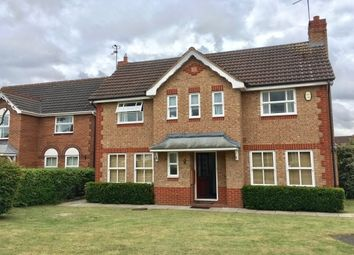 Thumbnail 3 bed detached house to rent in Cherry Close, Loughborough