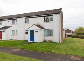 Thumbnail 3 bed end terrace house for sale in Warwick Close, Catterick Garrison